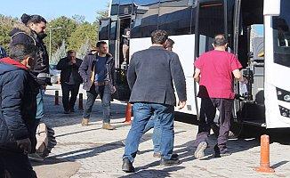 Mersin'inde Olduğu 12 Şehirde Hayali Vurgun Operasyonu