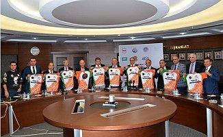 Mersin, Uluslararası Akdeniz Bisiklet Turu'na Ev Sahipliği Yapacak