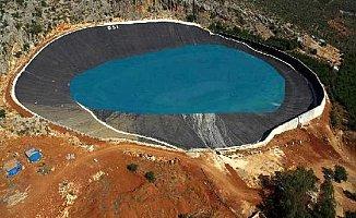 Orman ve Su İşleri Bakanlığı'ndan Mersin'e Yatırım