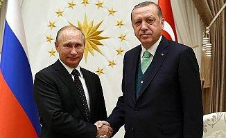 Putin Mersin'e Gelecek