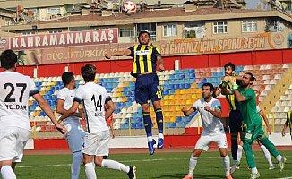 Tarsus İdmanyurdu - Şanlıurfa Karaköprü Belediyespor: 1-3
