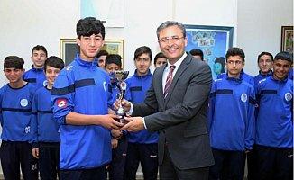 Akdeniz Belediye Spor Mersin U14 Futbol Takımı Mersin Şampiyonu