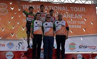 Akdeniz Bisiklet Turu'nun Adana Etabı Tamamlandı