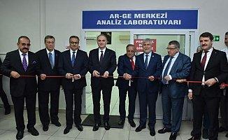 Arbel'in Ar-Ge ve Analiz Laboratuarı Açıldı