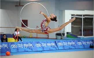 Cimnastik Türkiye Şampiyonası Mersin'de Sona Erdi