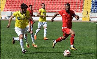 Mersin İdmanyurdu - Menemen Belediyespor: 1 - 3