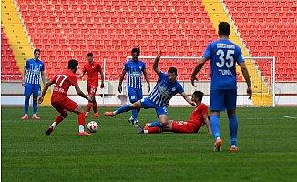 Mersin İdmanyurdu - Tuzlaspor: 0-5