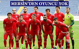 Mersin İdmanyurdulu Futbolcular 23 Yaş Altı Karma Takımada Giremedi.