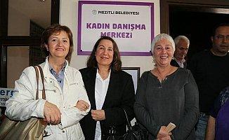 Mezitli'de Kadın Danışma Merkezi