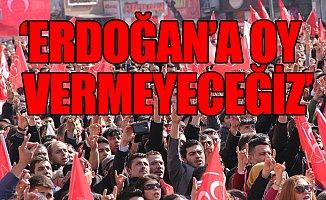 MHP Tabanından Erdoğan'a Büyük Şok!