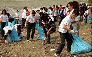 Önce Sahil Temizliği Sonra Spor