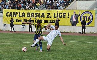 Tarsus İdmanyurdu - Elaziz Belediyespor: 4-1