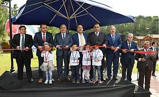 Türkiye'nin En Büyük ve Kapsamlı Orman Okulu Tarsus'ta Açıldı