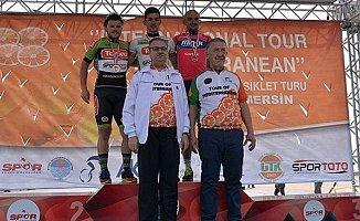 Uluslararası Akdeniz Bisiklet Turu Tamamlandı