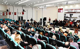16.sı Düzenlenen Uluslararası Karacaoğlan Şiir Akşamları Tarsus'ta