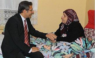 Akdeniz'de İhtiyaç Sahiplerine Evde Bakım Hizmeti