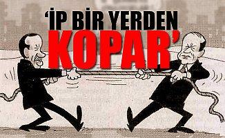 'AKP - MHP İttifakında Sorun Çıktı