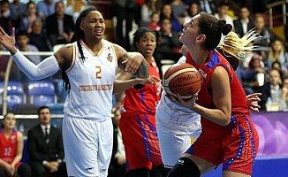 Çukurova Basketbol - Mersin Büyükşehir Belediyespor: 74-67