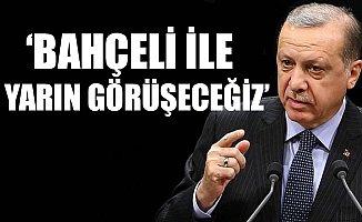 Cumhurbaşkanı Erdoğan'dan Bahçeli'ye Erken Seçim Yanıtı
