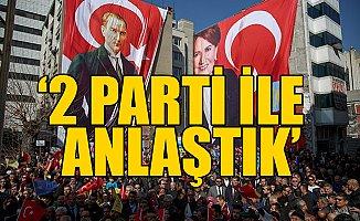 İYİ Parti'den 'İttifak' Açıklaması