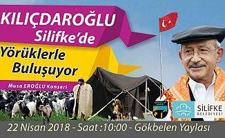 Kılıçdaroğlu, Silifke Gökbelen Yaylasında Konuşuyor