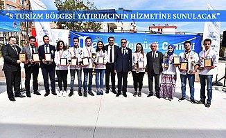Mersin'de 8 Turizm Bölgesi Yatırımcının Hizmetine Sunulacak