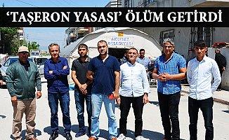 Mersin'de İşsiz Kalan İşçi Kalp Krizinden Hayatını Kaybetti.
