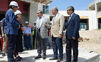 Mersin'i Çekim Merkezi Haline Getirecek Projede Sona Geliniyor