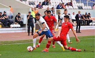 Mersin İdmanyurdu - Sarıyer: 1-2