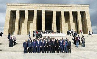 MTSO'dan Ankara Çıkarması