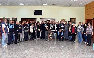 Tarsus Belediyesi Çalışanlarına Uyuşturucuyla Mücadele Eğitimi