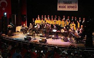 Tarsus Musiki Derneği konser verdi