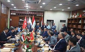 TISİAD, Irak'a Çıkarma Yaptı
