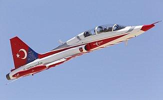 Türk Yıldızları Bugün Mersin Semalarında Uçacak