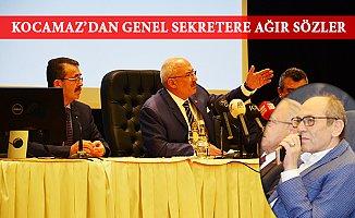 Başkan Kocamaz Mecliste Fırçayı Bastı