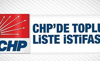 CHP Mersin'de İstifa Depremi