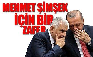 Erdoğan'ı Yıldırım İkna Etti