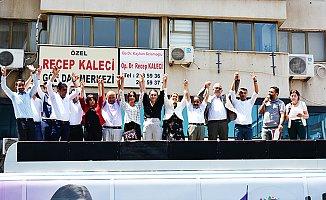 HDP Mersin Milletvekili Adaylarını Tanıttı