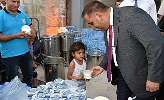 Hz. Danyal Meydanı'nda Ramazan Coşkusu