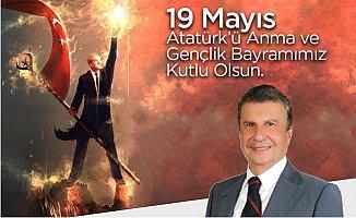 Talay, 19 Mayıs Bayramını Kutladı.