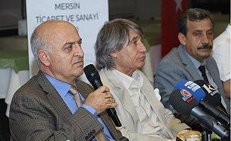 """Kızıltan: """"Mersin'in İhracatı İthalatından Fazla"""""""