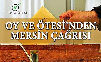 """Mersin'de """"7 İlçede Gönüllüye İhtiyaç Var!"""""""