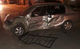 Mersin'de Otomobil ile Motosiklet Çarpıştı: 1 Ölü, 3 Yaralı