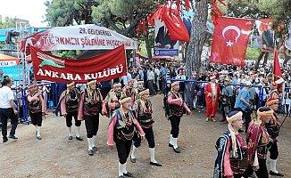 Mersin'de Türkmen Şöleni