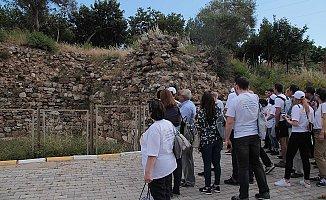 Mersin'in Kültürel Mirasına Dikkat Çekildi
