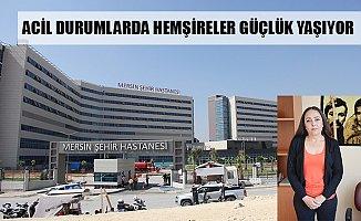 Mersin Şehir Hastanesinde Hemşire Sıkıntısı