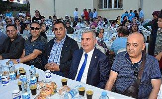 Tarsus Belediyesi, ilk Mahalle İftarını Gaziler'de Verdi