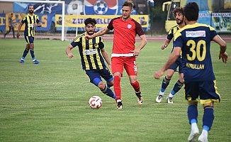 Tarsus İdman Yurdu: 3 - Elaziz Belediyespor: 2
