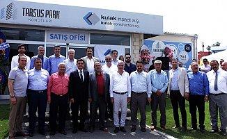 Tarsus Park, Örnek Dairesi Kapılarını Açtı