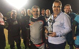 TÜFAD'ın Veteranlar Turnuvası Sona Erdi
